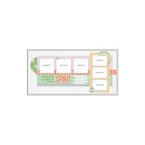 Picture of Free Spirit Layout